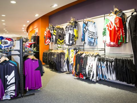 Sport, enjoyment & style wait in the bikeshop at Sport Mitterer