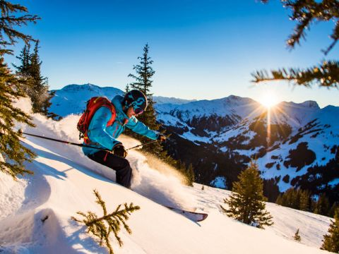 Your ski equipment is waiting for you and for amazing days in the snow