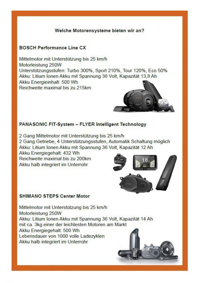 E-Bike Test und Radausstellungstage! - Sport Mitterer Sportgeschäft ...